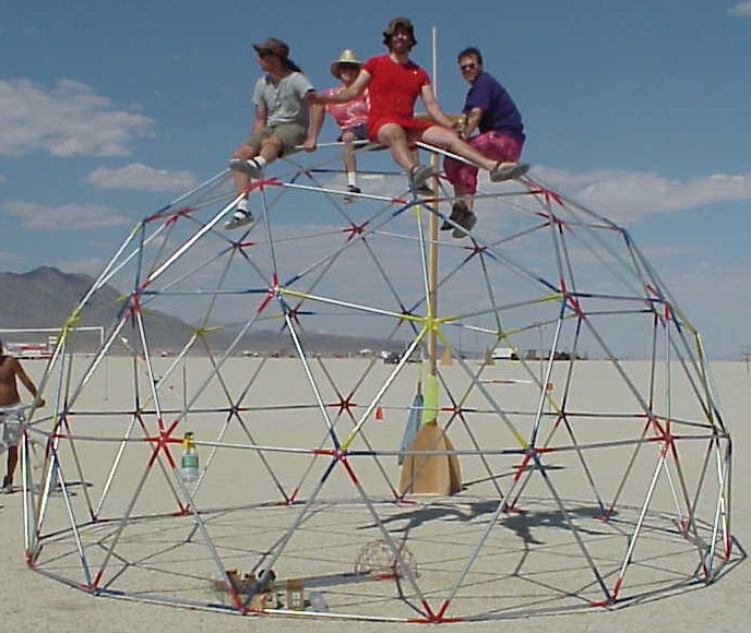geodesic dome template.html